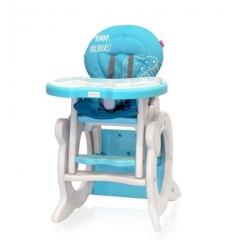 Jídelní stoleček Coto Baby STARS Q Blue | 2015